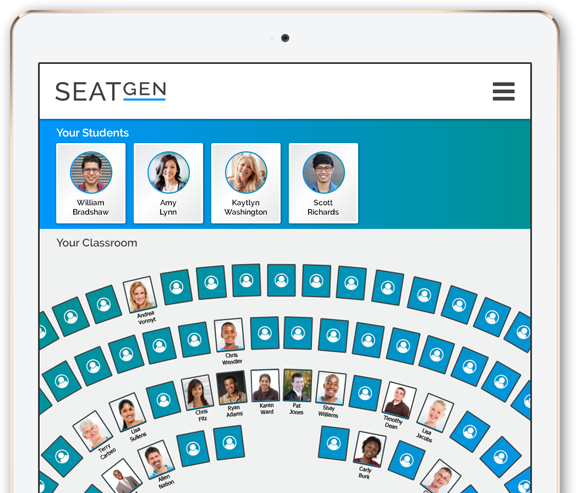 Free Class Seating Chart Maker